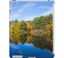 Fall Reflects iPad Case/Skin
