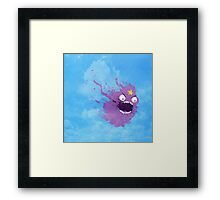 You Can't Have These Lumps Framed Print