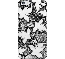 Polynesian Tribal iPhone Case/Skin