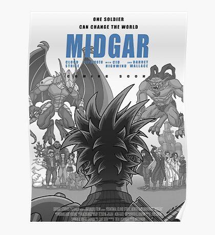 Midgar Poster