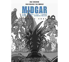 Midgar Photographic Print