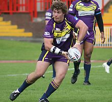 Gateshead Thunder 2008 - Lewis McPhail by Paul Clayton