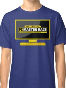 PC Master Race - Monitor Complex Classic T-Shirt