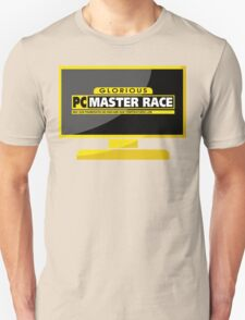 PC Master Race - Monitor Complex T-Shirt