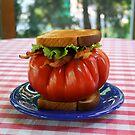 The Tomato Lover's BLT by Heidi Hermes