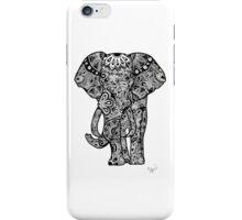 Tribal Elephant iPhone Case/Skin