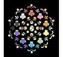 Yoshi Prism Photographic Print