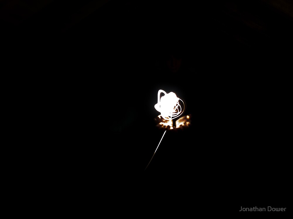 I Hold the Light by Jonathan Dower