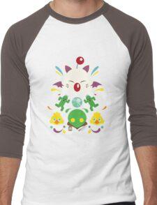 Fantasy Cuteness Men's Baseball ¾ T-Shirt