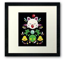 Fantasy Cuteness Framed Print