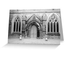St John's Kirk, Perth Greeting Card