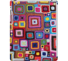 cozy crochet iPad Case/Skin