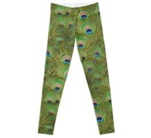 Peacock Legging & Duvet Leggings