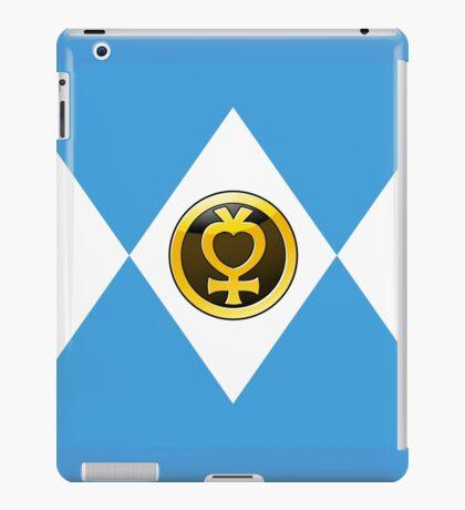 Mighty Morphing Mercury Ranger iPad Case/Skin