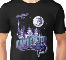 Greetings from Canterlot - Variant Unisex T-Shirt