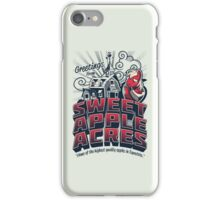 Greetings from Sweet Apple Acres - Variant iPhone Case/Skin