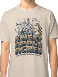 Greetings from Sweet Apple Acres Classic T-Shirt