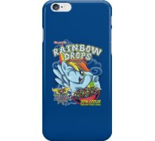 Rainbow Drops - Total Awesome! iPhone Case/Skin
