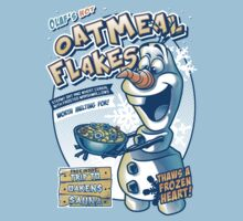 Olaf's Hot Oatmeal Flakes Kids Clothes