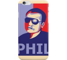 Phil'bama iPhone Case/Skin