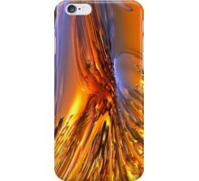 ACROSS THE GOLDEN UNIVERSE iPhone Case/Skin