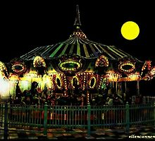 Midnight Midway by ecannon11