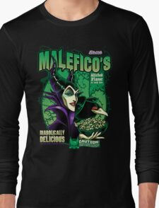 Malefico's - Wicked Flavor In Each Bite! Long Sleeve T-Shirt