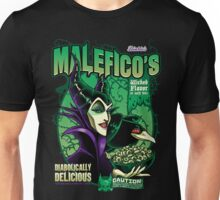 Malefico's - Wicked Flavor In Each Bite! Unisex T-Shirt