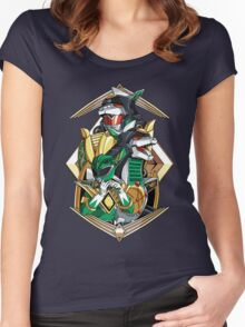 Green Legend Women's Fitted Scoop T-Shirt