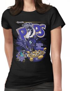 Equestria's Luna Pops Womens Fitted T-Shirt
