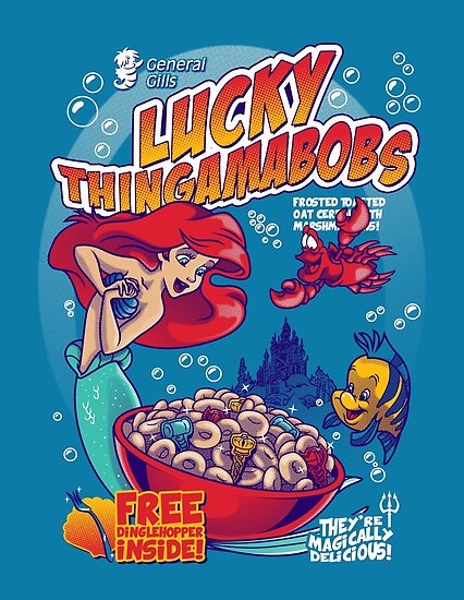 Lucky Thingamabobs by Gilles Bone