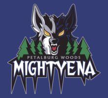 PokeSports - Petalburg Woods Mightyena by Gilles Bone