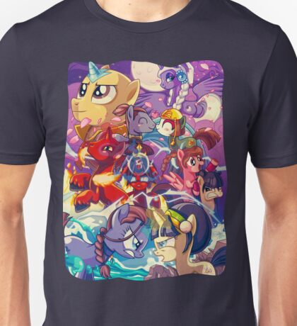 Avatar, The Last Air Unicorn Unisex T-Shirt