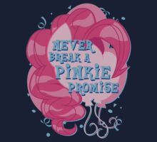 Never Break A Pinkie Promise Kids Tee
