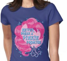 Never Break A Pinkie Promise Womens Fitted T-Shirt