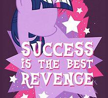 Success Is The Best Revenge! by Gilles Bone