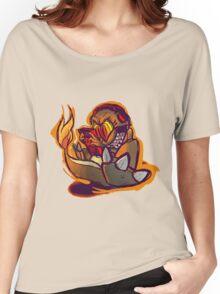 Charmander plays LSDJ Women's Relaxed Fit T-Shirt