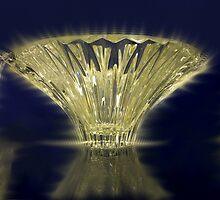 The Glowing Vase by WildestArt