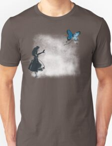 Whooo are you? Unisex T-Shirt
