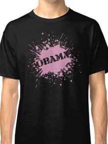 obama : splatz Classic T-Shirt