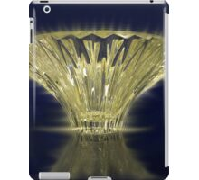 The Glowing Vase iPad Case/Skin