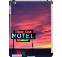 Motel- No Vacancy iPad Case/Skin