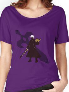 Robin (Male, Fire Emblem Version) - Sunset Shores Women's Relaxed Fit T-Shirt