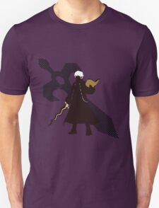 Robin (Male, Fire Emblem Version) - Sunset Shores Unisex T-Shirt