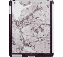 Maine USGS Historical Map Stetson SW 807211 1975 24000 Inversion iPad Case/Skin