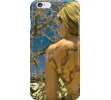 Blending In iPhone Case/Skin