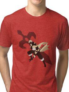Owain - Sunset Shores Tri-blend T-Shirt