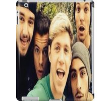 Group selfie iPad Case/Skin