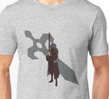 Morgan (Male) - Sunset Shores Unisex T-Shirt
