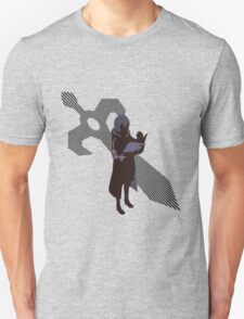 Morgan (Female) - Sunset Shores T-Shirt